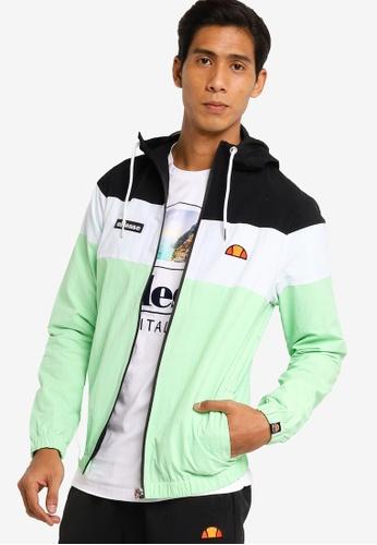 ellesse green Mattar Jacket 414A5AA9AD8E0FGS_1