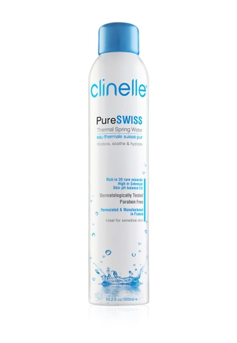 Clinelle Toners: Clinelle [Official] PureSWISS Thermal Spring Water - 300ml CL708BE01SOKMY_1
