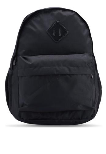 Berrybenka black Ria Octa Backpack 83141ACBA6E23DGS_1