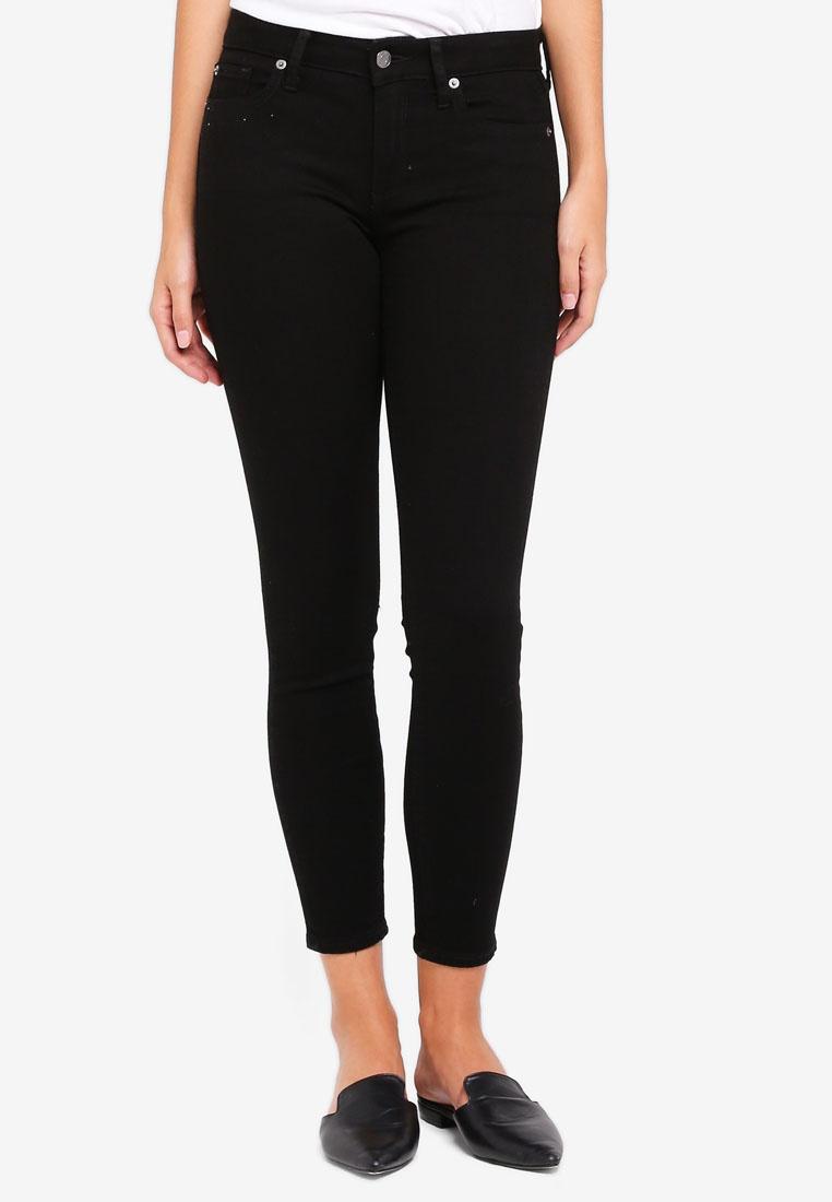 Jeans Black Curvy True GAP Skinny wBq08XAZ