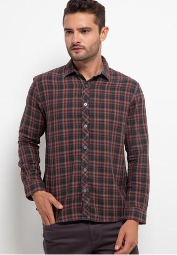 Watchout! Jeans multi Long Sleeve Shirts B628DAA5E2B0ECGS_1