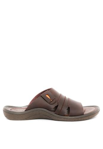 Watchout! Shoes brown Sandal Slipon WA021SH0V7Y3ID_1