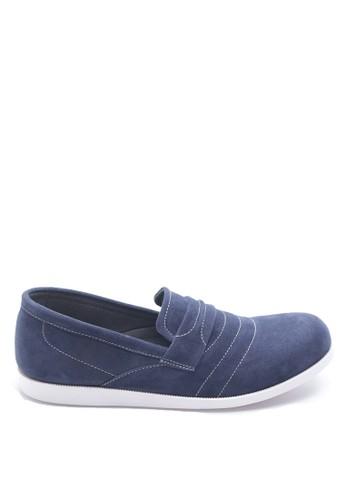 Dr. Kevin blue Dr. Kevin Men Casual Shoes Slip On 13298 - Blue DR982SH65FUGID_1