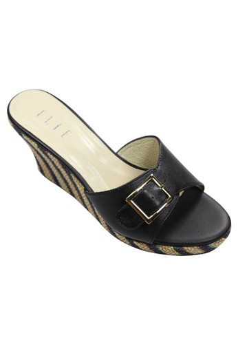 Elle Shoes black EL 3363 black EL820SH34YZHID_1