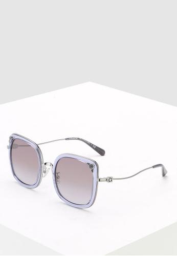 5e439bcaa4 Buy Coach Uptown HC7101B Sunglasses Online on ZALORA Singapore