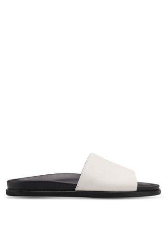 ALDO white Charleson Sandals BD485SH73A4119GS_1