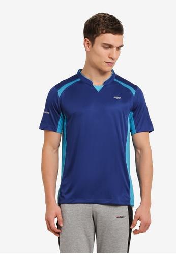 2GO navy Rugga T-Shirt 2G729AA0S5YNMY_1