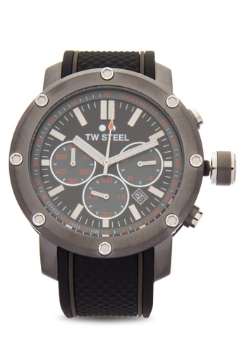 TW Steel black TS4 Grandeur Tech Analog Watch TW310AC0KM8FPH_1