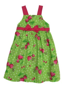 Strawberry Sundress