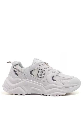 Twenty Eight Shoes Chucky Trainers 20H201 45C29SHC9F37B1GS_1