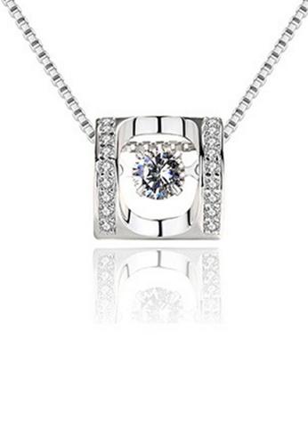 LYCKA silver LPP88036 S925 Silver Necklace 30520AC5816507GS_1