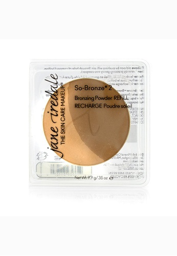 Jane Iredale JANE IREDALE - So Bronze 2 Bronzing Powder Refill 9.9g/0.35oz 8A3DFBE50A0796GS_1
