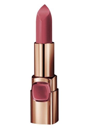 L'Oréal Paris pink L'Oreal Paris Color Riche Paris Fashion Week Moist Matte 232 Beige Couture 52A42BE5BF9CE6GS_1