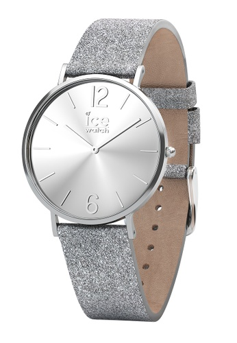 bfdedb18d9cf29 Buy Ice-Watch CITY sparkling - Glitter - Silver   ZALORA HK