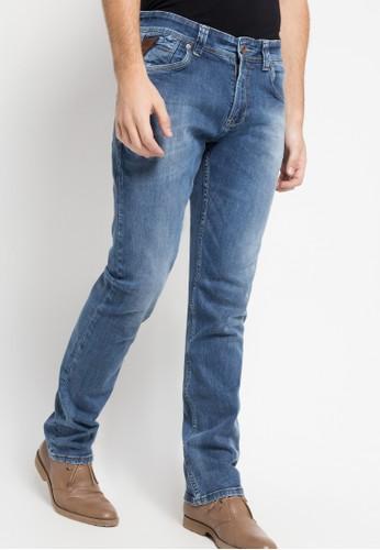 Lois Jeans blue Long Pants Denim LO391AA99KRWID_1