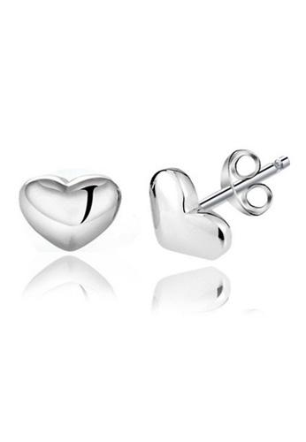 YOUNIQ silver YOUNIQ Pure Love 925 Sterling Earrings (Silver) 3528EACB045E46GS_1