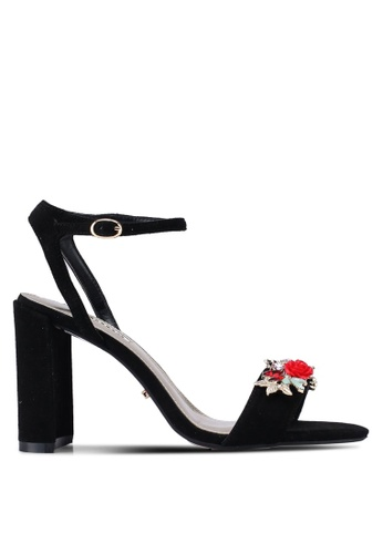 Dune London black Sicilian Romance Heels 2599FSH37779C3GS_1