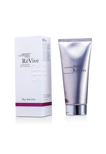 ReVive REVIVE - Fermitif Hand Renewal Cream SPF 15 100g/3.4oz A06F5BE55E2256GS_1