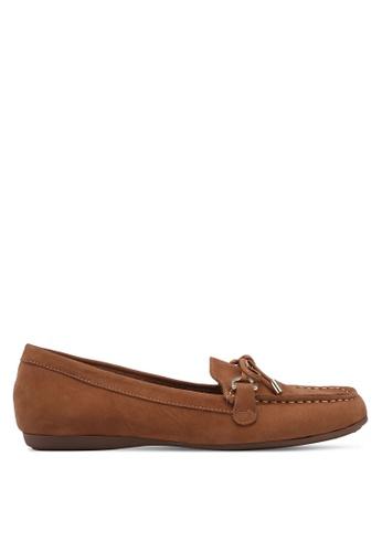 ALDO brown Adrerinia Loafers 9FF53SH51F2E05GS_1