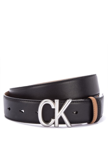 Shop Calvin Klein 35mm Logo Reversible Belt Online on ZALORA Philippines 53641cff78b