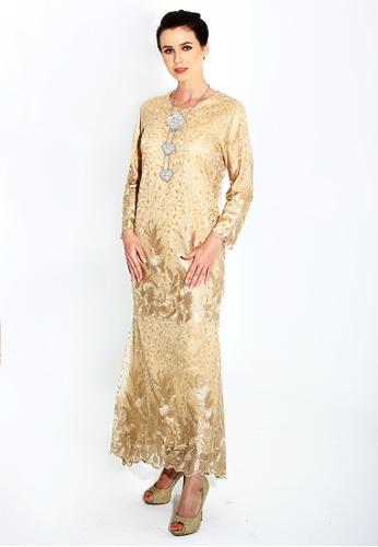 Adam.R brown Belle Dress 92E99AAF98D373GS_1