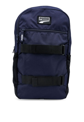 PUMA navy Deck Backpack 2AAA4AC72A1F5CGS_1