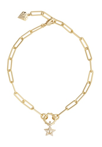 Wanderlust + Co gold Star Ivory & Gold Bracelet AADF1ACAC421DAGS_1