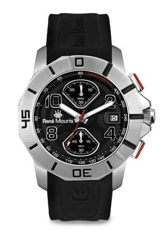 René Mouris black Infinite - 47mm Quartz Chronograph Watch CD857ACD5C3A0DGS_1