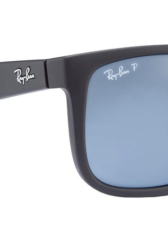000f91ad2f Buy Ray-Ban Justin RB4165F Polarized Sunglasses Online on ZALORA Singapore