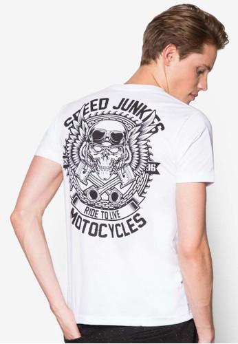 esprit outlet 桃園圖文設計TEE, 服飾, 印圖T恤