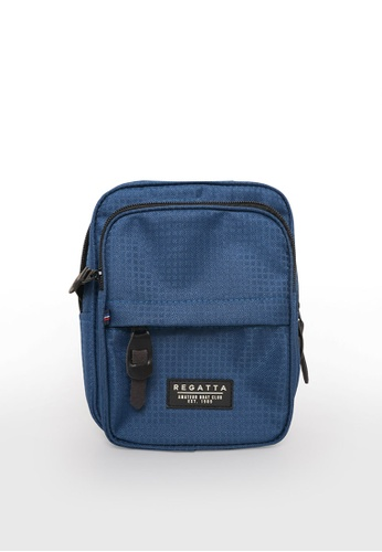 REGATTA blue Sling Bag 5C828ACD8498E5GS_1