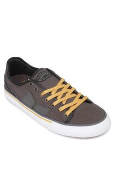 James Lace-Up Sneakers