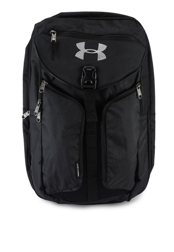 Under Armour black Compel Sling 2.0 Backpack 515C8AC9FDF2EFGS_1