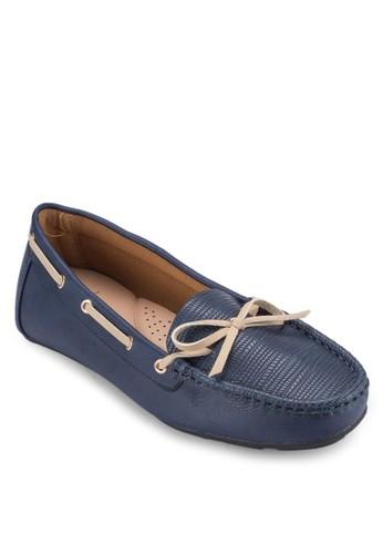 蜥蜴壓紋莫卡辛鞋,zalora時尚購物網評價 女鞋, 鞋