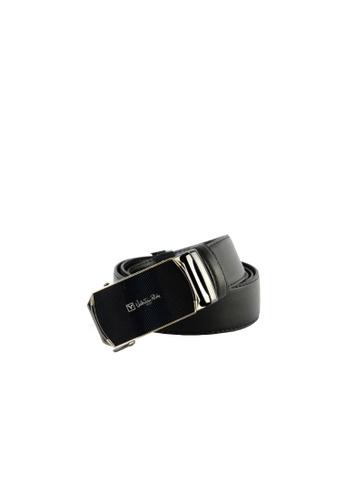 Valentino Rudy black Valentino Rudy Italy Men's 34mm Leather Auto Gear Buckle Belt 0463002-306 DD12BAC8481902GS_1