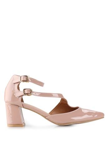 Cantique Pink Heels