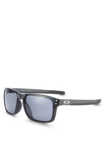 Oakley black Holbrook Mix OO9385 Sunglasses OA636GL0S30ZMY_1