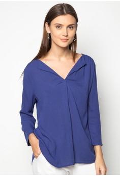 Marinella Elbow Sleeve Blouse