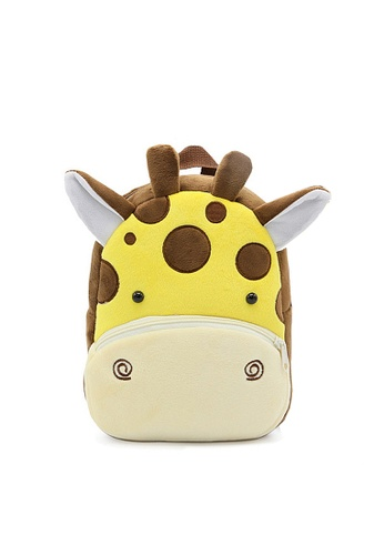Twenty Eight Shoes yellow VANSA Animal Backpacks VAK-BpZ03 5BF11KCA5482C7GS_1