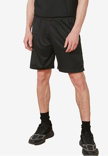 Trendyol black Slim Fit Shorts B5618AA120F1DDGS_1