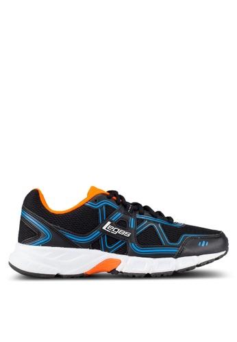 Legas blue and multi Strakto LA Men's Shoes LE684SH0S2N3MY_1