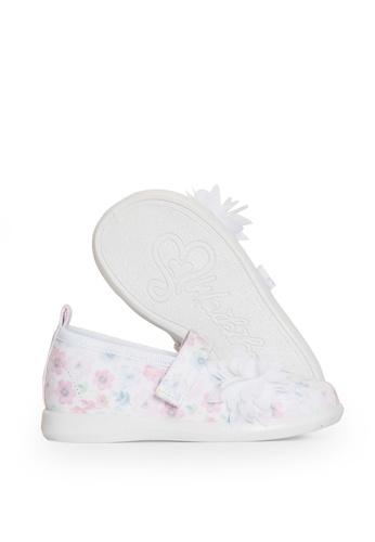 LC Waikiki pink Baby Girl's Flower Ballet Shoes 3DBBEKS3C4F1B1GS_1
