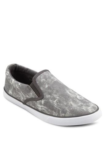 印花帆布懶人鞋, 鞋,esprit home 台灣 懶人鞋