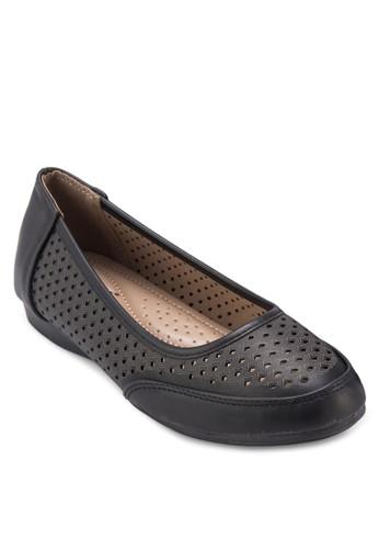 雕花娃娃鞋, 女鞋, 芭蕾平zalora 包包評價底鞋
