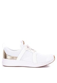d1187895ea5 Keds white Studio Flair Mesh Metallic Detail High Cut Sneakers  49926SHEDA6D8EGS 1