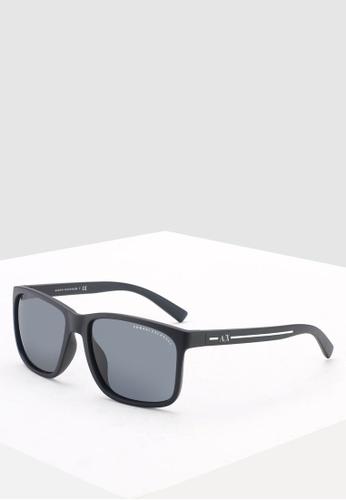 Armani Exchange blue Armani Urban Attitude 0AX4041SF Sunglasses  EB6B1GL31E6663GS 1 6aa451d966d39