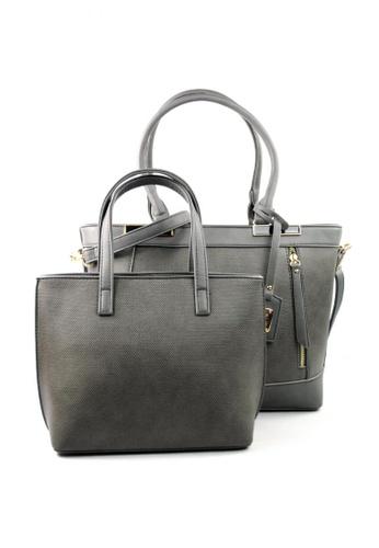 a387c3cf5f Shop Kimbel International HGZ0301 2in1 Ladies Bag Online on ZALORA  Philippines