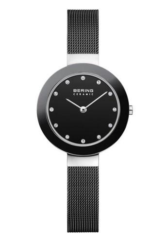 Bering silver Ceramic 11429-102 Black 29 mm Women's Watch F738AAC7F3C294GS_1