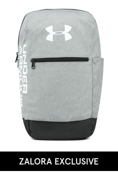 fea92beab7607 Under Armour grey UA Patterson Backpack 5CC17AC22A1403GS_1