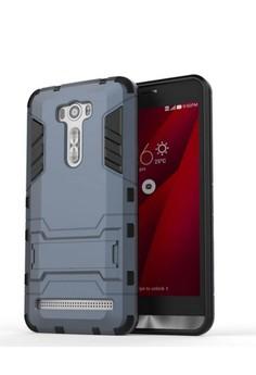Hybrid Armor Defender Case with Stand for Asus Zenfone 2 Laser